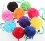 Микрофоном 10 цветов довольно роуз складная Eco многоразовые окружающей среды сумки 39.5 см x 38 см GB019