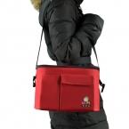 Мода детская коляска детские пеленки мешок рюкзак подгузник тепловой сумка для мамы и детская коляска висит организатор CL0888