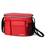 Теплоизоляция сумки мама сумки водонепроницаемый пеленки младенца мешок коляски организатор сумка холодильник для коляски бесплатная доставка