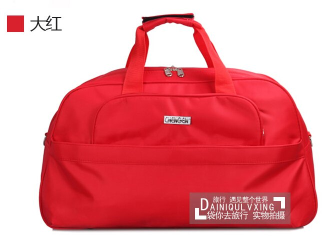 33752a3200e3 Мода Складной портативный сумка водонепроницаемый путешествия сумка багаж  большой емкости Дорожная Сумка мужчин и женщин