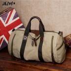 Высокое качество большой емкости бренд мужская сумка европа и соединенные штаты стиль контракт мужские открытый мешок спорт большой