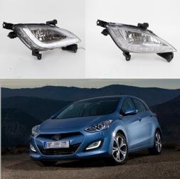 2 шт. из светодиодов DRL дневного света лампы для Hyundai I30  -  новые стайлинга автомобилей супер яркий высокое качество