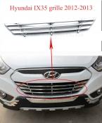 HYUNDAI IX35 ABS хром передняя решетка, отлично решетка, старый или новый модель), 2009-2011 или -, большие скидки низкая прибыль