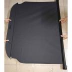Для Hyundai Santa Fe LWB / XL 7 сиденья сзади ствола тень шторки черный