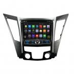 Rom 16 г 1024 * 600 четырехъядерных процессоров андроид 5.1.1 Fit Hyundai SONATA 2011   автомобиля dvd-плеер навигации GPS TV 3 г радио