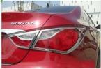 Abs хвост свет лампы для Hyundai Sonata 8 2011
