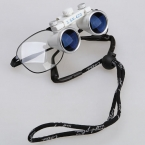 стиль стоматологические хирургические лупы 3.5 X 420 мм очки лупа объектива лаборатория