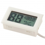 Мини Цифровой ЖК-Термометр Гигрометр Температуры И Влажности Высокое Качество