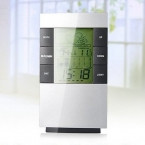 дом влажность термометр жк-цифровой гигрометр температуры метр часы
