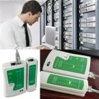 Горячая RJ45 RJ11 RJ12 CAT5 UTP Сети LAN USB Cable Tester Дистанционного Тестирования Инструментов