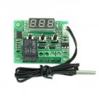 новый DC12V - 50 - 110 по цельсию цифровой тепло прохладная температура термостат переключатель регулирования