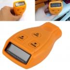 Диагностический инструмент ультразвуковой толщиномер лакокрасочное покрытие толщиномер Цифровой Автомобильный Покрытие Ультразвуковой Краска Железа Метр
