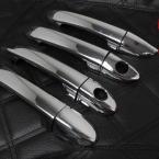 Для KIA Cerato спектры 2004 2005 2006 2007 2008 2009 новый хром двери автомобиля ручка крышки отделка