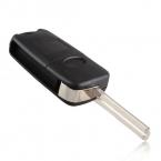 Стайлинга автомобилей 3 кнопки отразить складной ключ чехол для Kia K2 K5 Cerato рио режиссерский лезвие дистанционного автоаксессуары