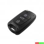 Пульт дистанционного флип складной ключ чехол для KIA SORENTO SPORTAGE CERATO рио 3 кнопки без ключа фоб крышка автосигнализации корпус