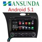 2DIN 8 Дюймов Емкостный экран Android 5.1 Автомобильный DVD Для Kia CERATO K3 FORTE  Оставили Вождения 3 Г Радио GPS WI-FI