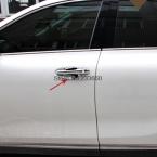 Для Kia Sorento   ABS хромированные дверные ручки чаши чашки чаша защитное покрытие крышки украшения 4 шт.
