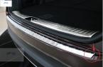 Для KIA Sorento L  из нержавеющей стали внутренняя   внешняя заднего бампера протектор подоконник пластины 2 шт.