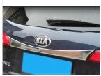 Kia Sorento абс хром зад крышка багажника крышка отделка vg1