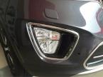 Хром передняя противотуманная фара крышка лампы отделки гарнир к KIA Sorento   автомобилей аксессуары укладка