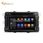 Android-автомобильный 5.1.1 четырехъядерных процессоров DVD стерео головного устройства GPS навигация для Kia Sorento 2009 2010 2011  авто-радио RDS Bluetooth Wifi