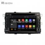 1024*600 Quad Core Android 5.1.1 автомобильный dvd gps-навигация для KIA Sorento 2010 2011  Automotivo Радио Рекордер емкостный