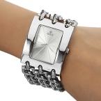 новинка Reloj Mujer браслет кварца мужчины женщины мужская платье наручные часы бесплатная доставка
