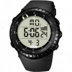 Отс цифровой спортивные мужские часы 50 м профессиональный водонепроницаемый кварцевые Hodinky военные светящиеся наручные часы  мода часы