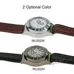 военный USB легче часы мужские свободного покроя кварцевые наручные часы с ветрозащитный непламено сигарет зажигалка-металл P6264