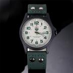 Прочный человек WatchesVintage классический дата кожаный ремешок кварцевые часы известного бренда Reloj хомбре водонепроницаемый дата кварцевые часы мужчины