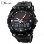 Relogio masculino цифровые часы спорта 50 м водонепроницаемый многофункциональный восхождение погружения жк-цифровой часы мужские наручные часы 5 Color58