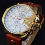 Стиль Мода Часы Супер Человек Luxury Brand CURREN Часы Мужчины Женщины мужские Часы Ретро Кварц Relogio Masculion Для подарок