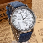 Продвижение  старинных ретро свободного покроя часы леди женщины наручные часы новинка кожа кварцевые часы панк стиль Relogio feminino