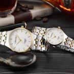 новое поступление известный известных мужчин женщины одеваются кварцевые часы CHENXI роскошные стиль часы пара дизайн мода подарок наручные часы