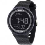 XONIX часы люкс 100 м Relogio Masculino из светодиодов цифровой дайвинг плавание Reloj хомбре спортивные часы Sumergible наручные часы