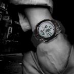люксовый бренд Synoke 61576 мужские из светодиодов цифровой - часы мода спортивные военные наручные часы S анти-шок водонепроницаемый часы