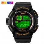 цифровые спортивные часы водоустойчивые на глубине до 50м мультифункциональные часы для скалолазания и погружения с жидкокристаллическим дисплеем мужские наручные цифровые часы