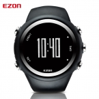 Лучшие Продажи EZON T031 GPS Сроки Фитнес Спортивные Часы Открытый Водонепроницаемая Цифровая Часы Скорость Расстояние Счетчик Калорий