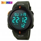 новые спортивные часы мужчины шок противостоять армии военные часы из светодиодов цифровые часы Relojes мужчины наручные часы Relogio Masculino Skmei