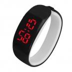 мода браслет из светодиодов цифровые часы женщины наручные часы женское платье наручные часы цифровой - женский часы Relogio Feminino