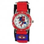 мультфильм паук мода мальчики дети студенты человек - паук нейлоновые спортивные часы аналоговые часы