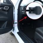 Автомобиля стопа двери ржавчины водонепроницаемый защитная крышка 4 шт. для KIA Sportage R Sorento
