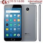 """Оригинал Meizu М2 Примечание 4 Г FDD LTE 5.5 """"экран MTK6753 Octa Core 13.0MP Android 5.1 Flyme OS 5.1.5.0G поддержка OTA сотовый телефон"""