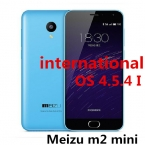 """На складе в исходном Meizu М2 мини смартфон международный Dual SIM FDD LTE 4 Г 2500 мАч 1280*720 1.3 ГГц 5.0 """"мобильный Телефон 2 ГБ ОПЕРАТИВНОЙ ПАМЯТИ"""