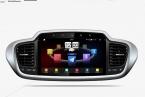 """10.2 """" android-автомобильный навигационная система для Kia Sorento  с четырехъядерный процессор 1024 x 600 HD емкостный сенсорный экран 16 г ROM"""