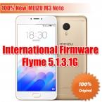 Оригинал, MEIZU M3 Note, 4G, LTE, смартфон Meilan Note 3, Helio P10, Octa Core, 5.5 дюймов, 1080P, 2/3 Гб. RAM, 16/32 Гб. ROM, 4100 мА/ч, большая батарея