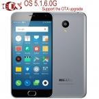 "Оригинал Meizu М2 мини 4 Г FDD LTE 5.0 ""экран 1280X720 P MTK6735 Quad Core 13.0MP Android Flyme 5.1.6.0G Поддержка OTA сотовый телефон"