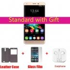 "Оригинал 5.5 ""HD K6000 Oukitel pro/k6000 4 г мобильный телефон MTk6753 octa ядро Android6.0 3 ГБ/32 ГБ Dual Sim 4 г Смартфон"