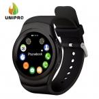 № 1 G3 Bluetooth 4.0 Смарт Телефон Вахты MTK2502 SIM GPRS Smartwatch Heart Rate Monitor Фитнес-Трекер Вызова SMS Напоминание