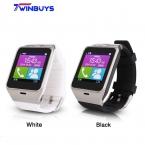 Gv19 смарт-bluetooth наручные часы с 0.3 м часы телефон поддержка SIM карты для iphone sumsung android смартфон